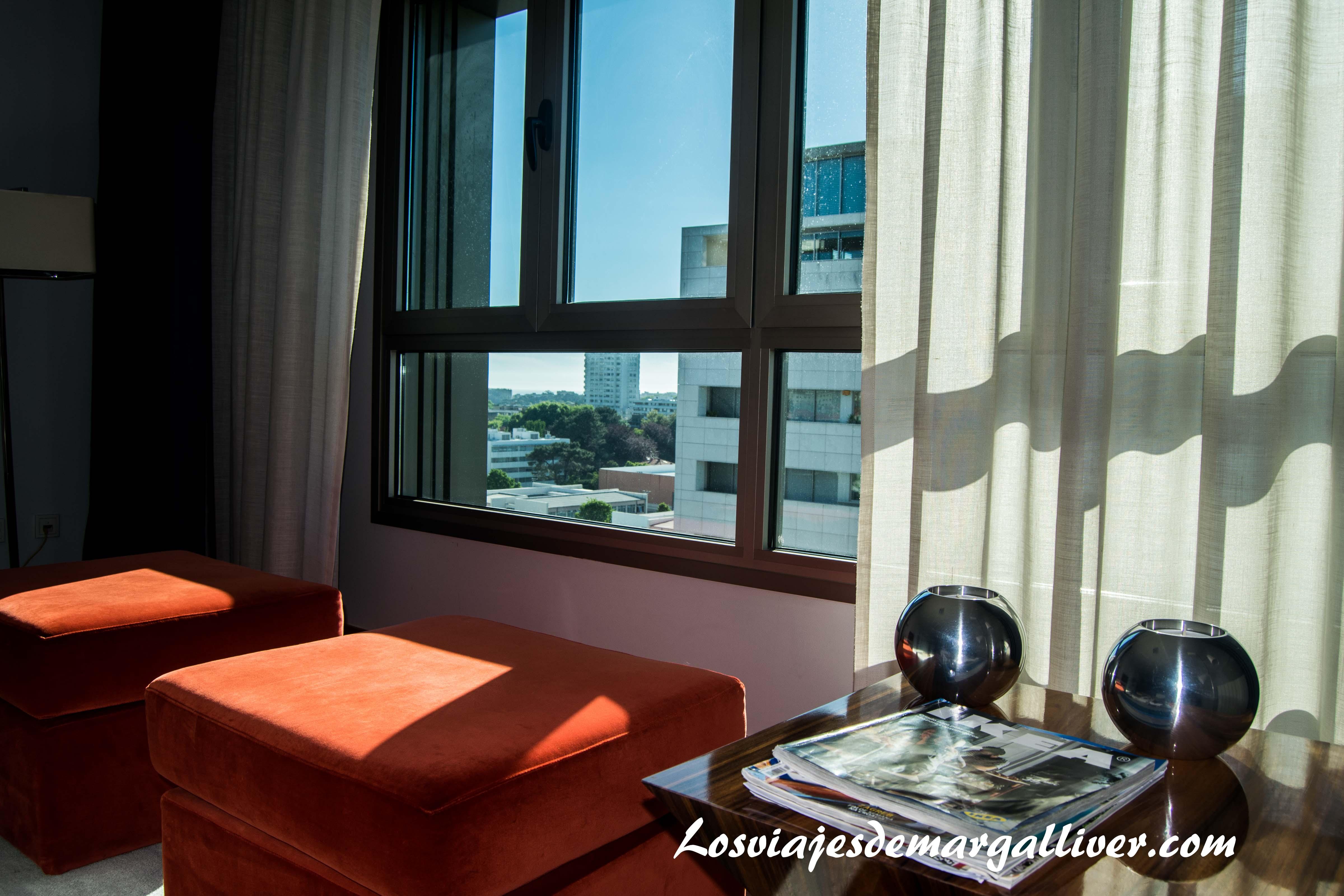 Apartamento alquilado con Airbnb en Oporto - Los viajes de Margalliver